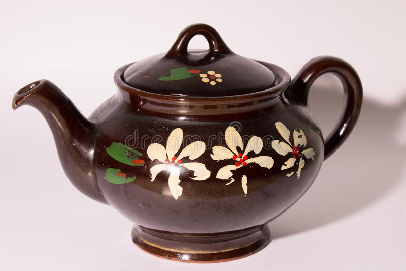 Cerâmica cerâmica antiga fotografia de stock