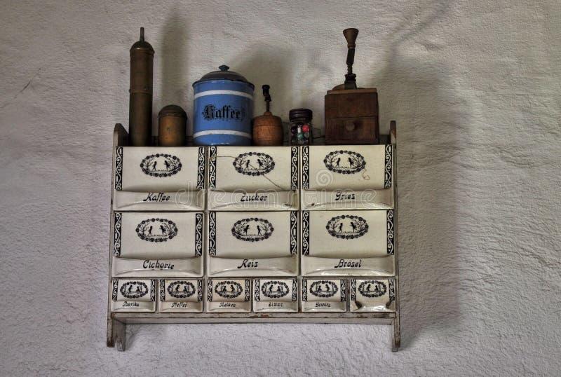 Cerâmica da cozinha fotografia de stock