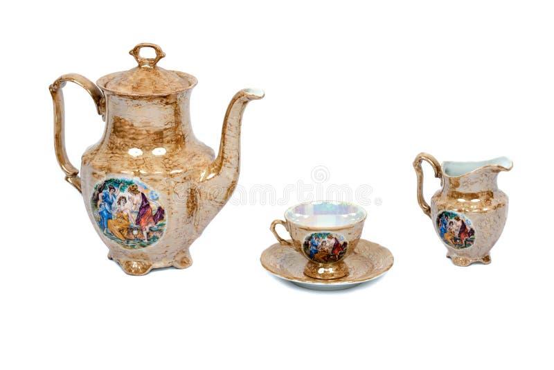 Cerâmica da porcelana imagem de stock royalty free
