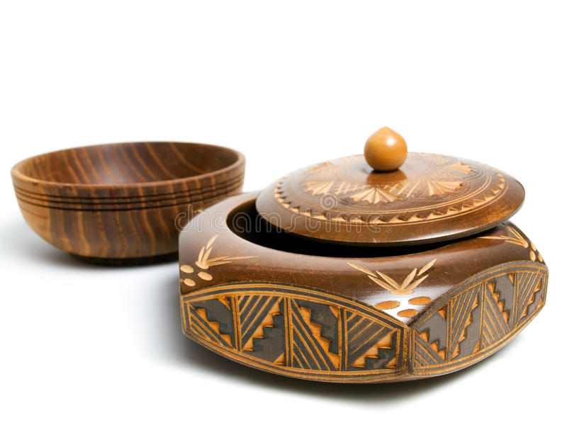 Cerâmica de madeira fotos de stock