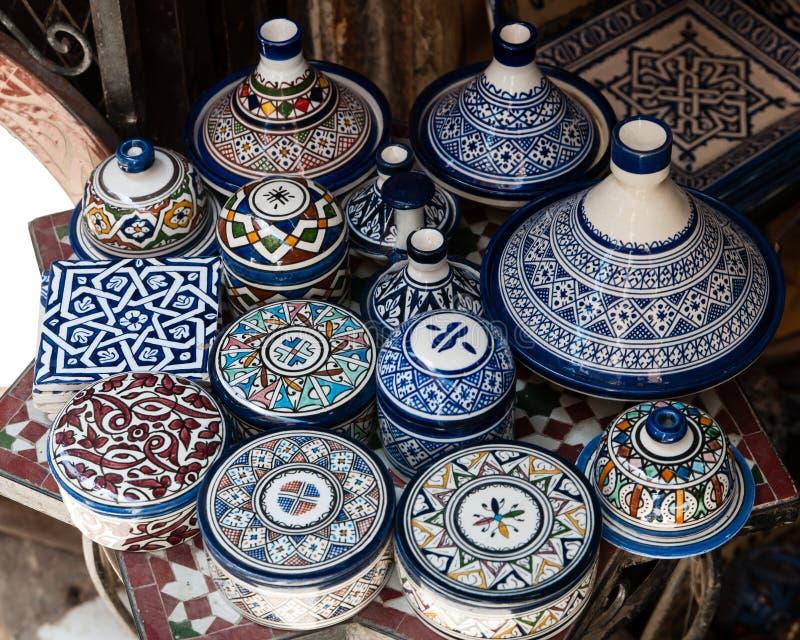 Cerâmica feito a mão cerâmica fotos de stock