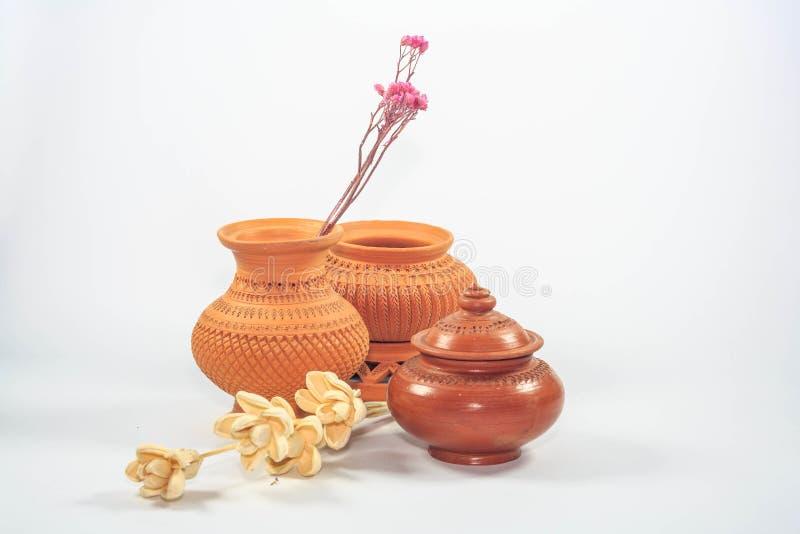 Cerâmica tailandesa fotos de stock royalty free