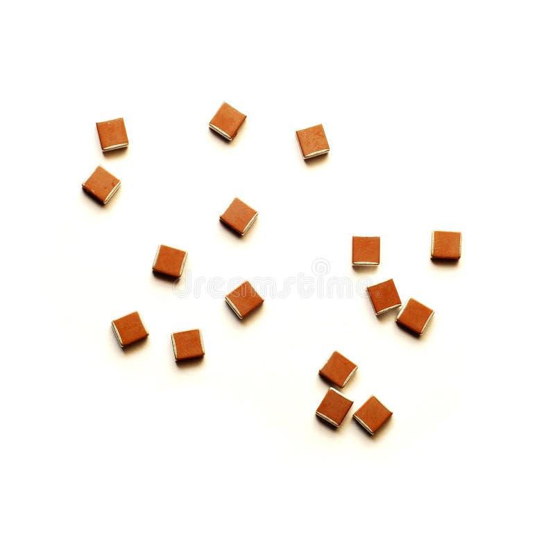Download Ceramic Capacitors Royalty Free Stock Image - Image: 14609866