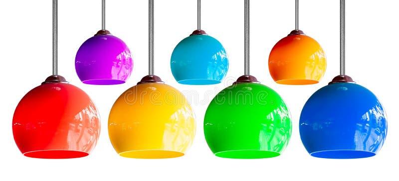 Ceramic lamp stock photos