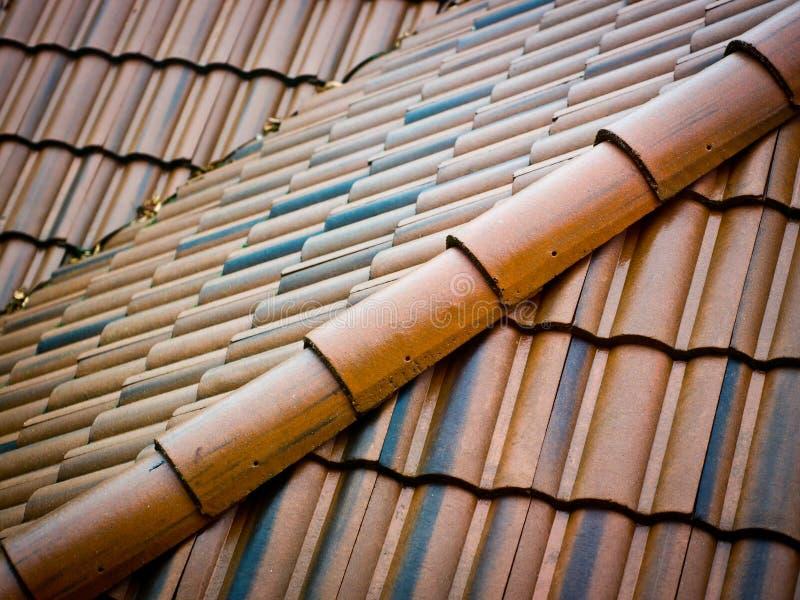 Download Ceramic roofing tiles stock photo. Image of waterproof - 24176356