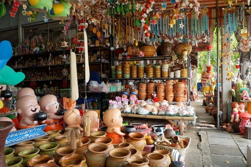 Download Ceramic Shop In Thailand Editorial Photo. Image Of Indoor    41708101