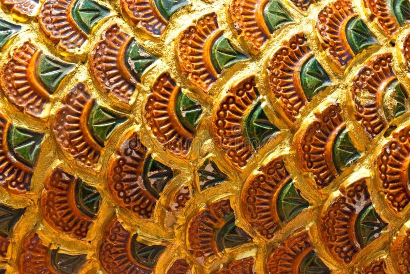 Ceramic Texture stock images