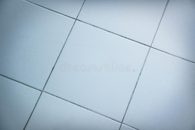 Ceramic Tiled Floor Royalty Free Stock Images