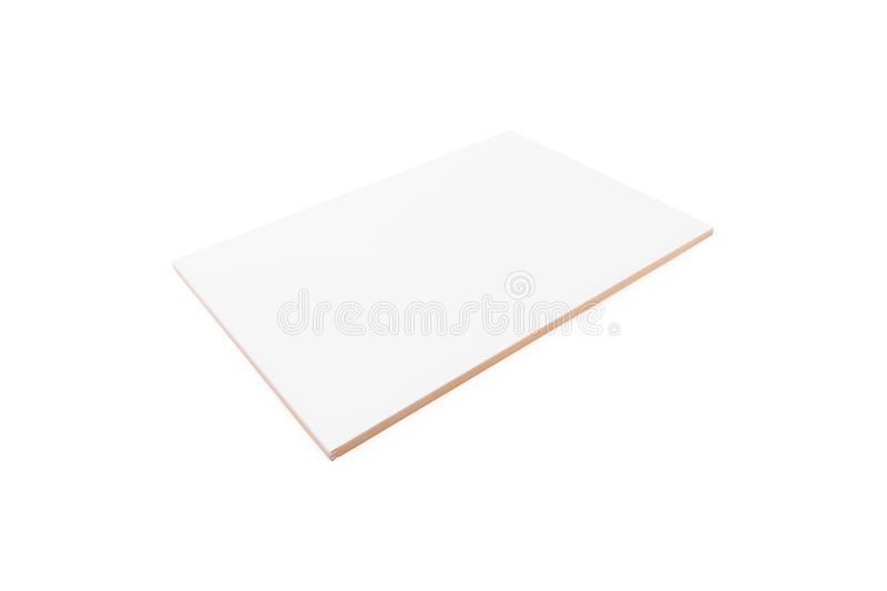 Ceramic tiles on isolated background with clipping path royalty free stock image