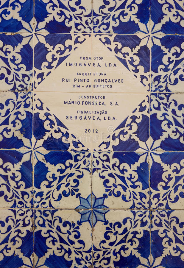 Download Ceramic Tiles Patterns From Portugal Azulejos Editorial Image - Image of element, tile: 83723670