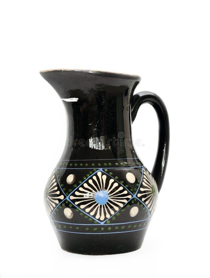 Ceramic vase royalty free stock photos