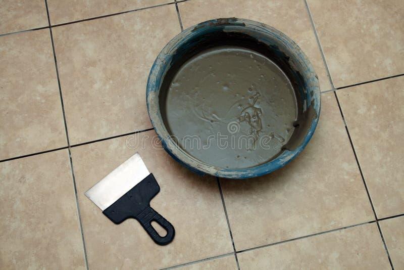 Download Ceramics Brick Laying On Floor Stock Image - Image of brick, arranging: 11483413