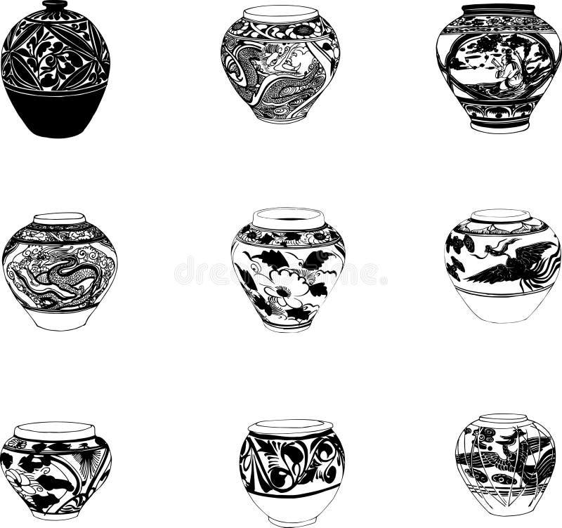 ceramiczny ilustracja wektor