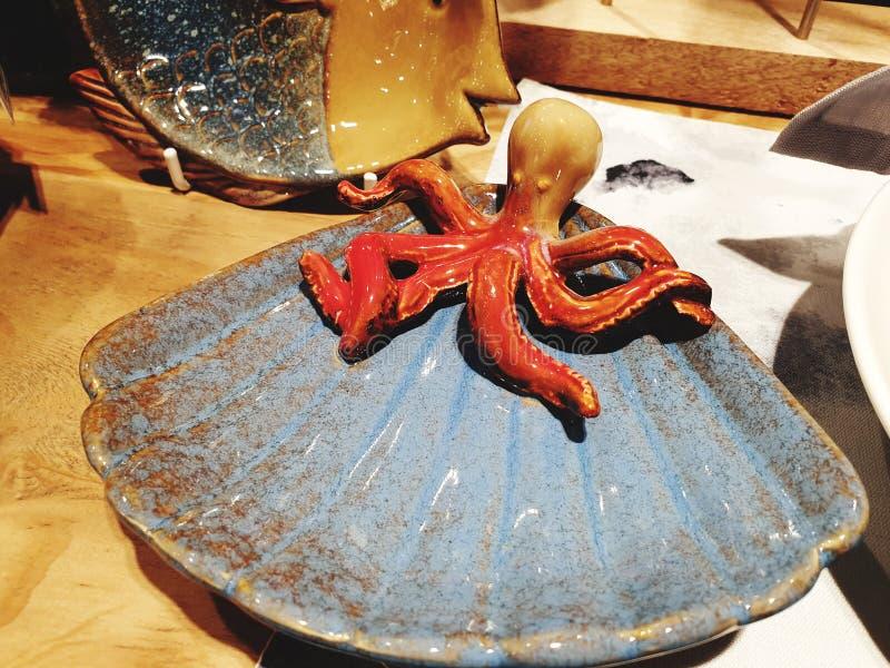 Ceramiczny dla dekoracji obrazy stock