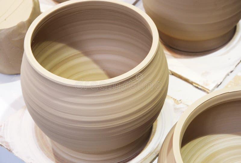 ceramiczny słój obraz stock