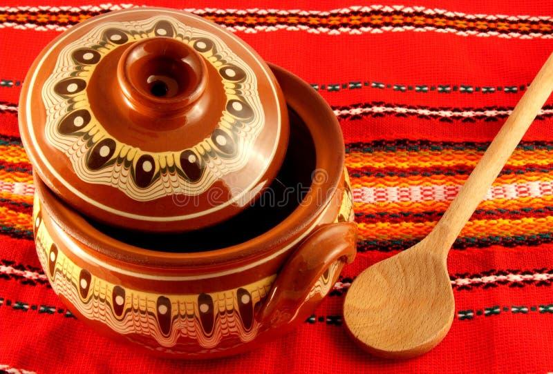 ceramiczny wschodniego, obraz stock