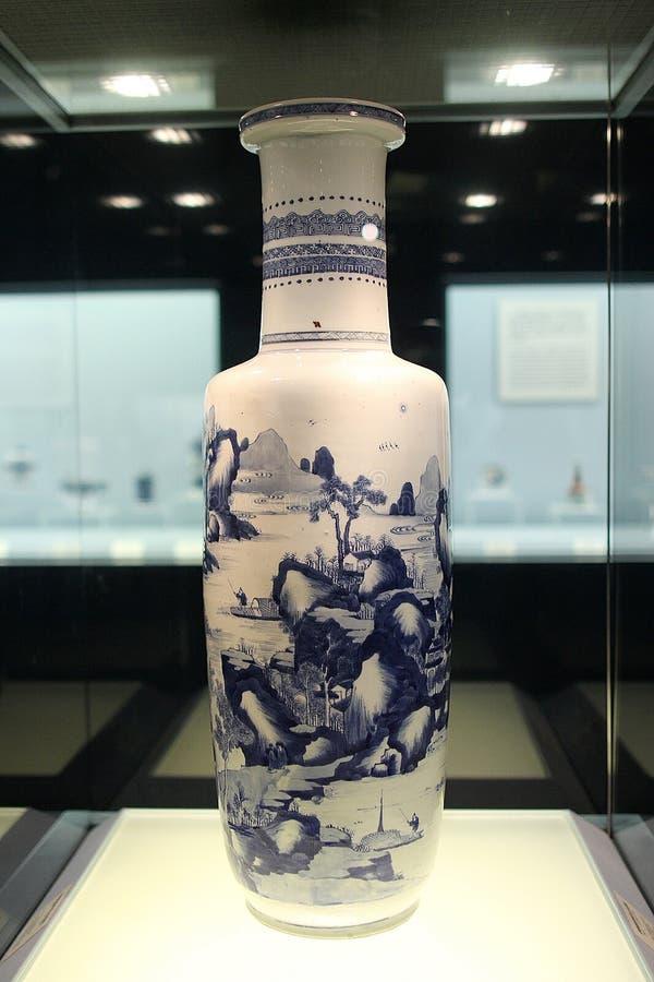 Ceramika w Szanghaj muzeum 20-07 obrazy stock