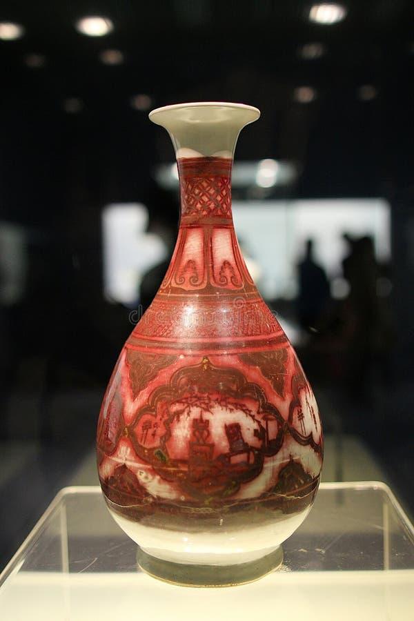 Ceramika w Szanghaj muzeum 20-13 zdjęcie royalty free