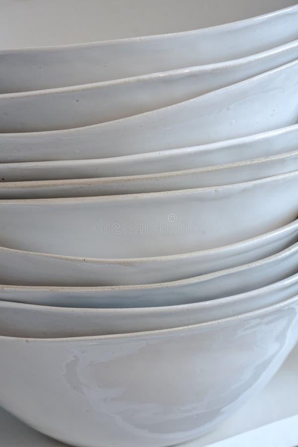 Ceramisch detail stock foto's
