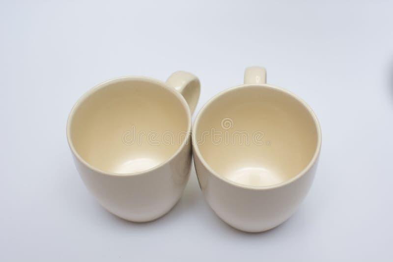Ceramisch glas royalty-vrije stock foto's