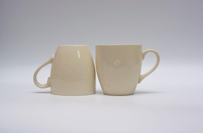 Ceramisch glas stock foto