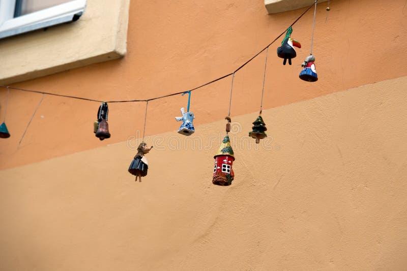 Ceramisch speelgoed stock afbeelding