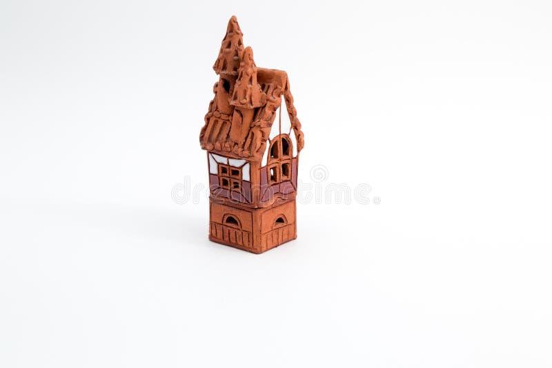 Ceramische kaste royalty-vrije stock afbeeldingen