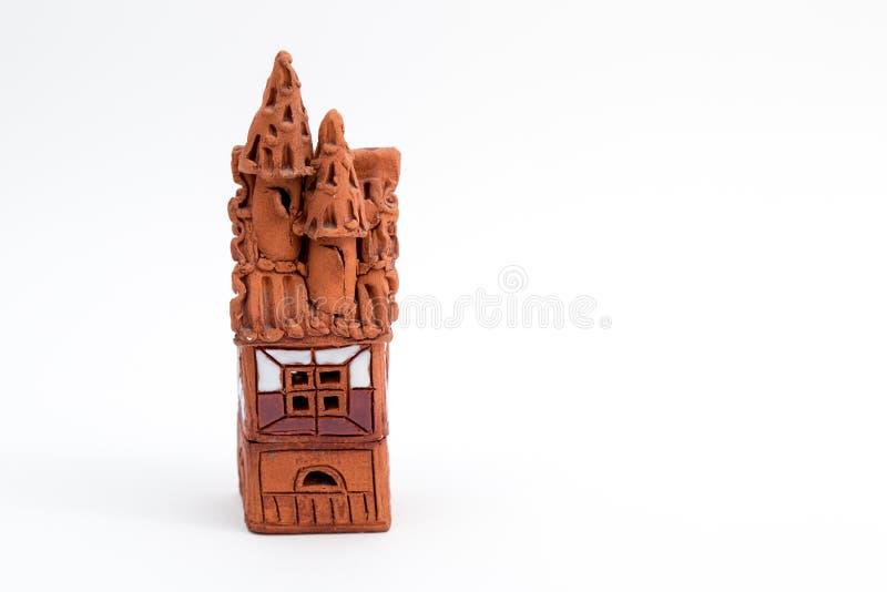 Ceramische kaste stock foto