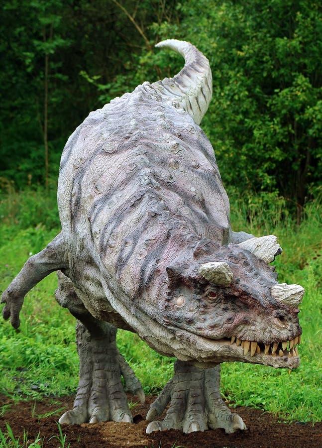Ceratosaurus lizenzfreies stockfoto
