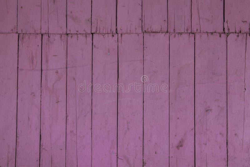 Cerca cor-de-rosa velha fotografia de stock