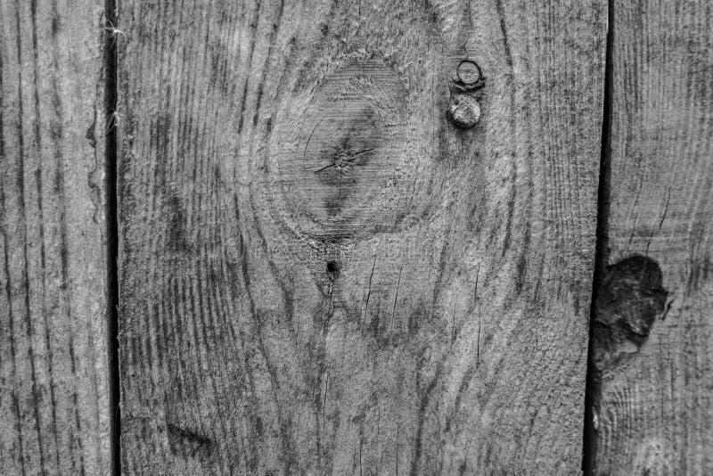 Cerca de madera fotos de archivo