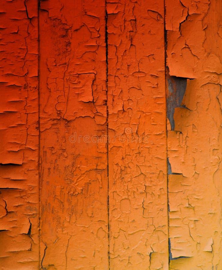 Cerca de madera envejecida foto de archivo