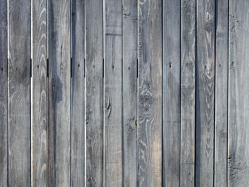 Cerca de madera gris vieja resistida foto de archivo