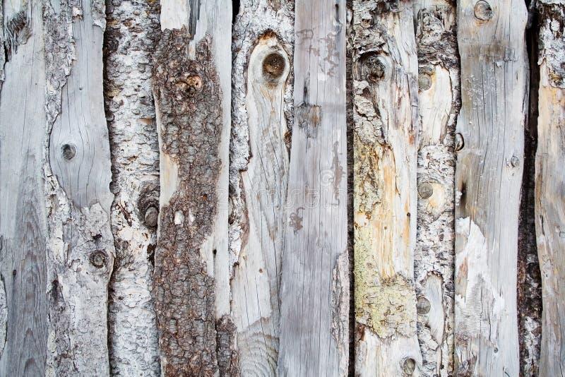 Cerca de madera vieja imagenes de archivo