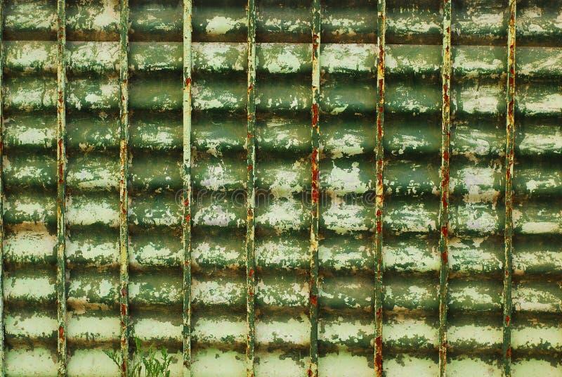 Cerca del metal imagen de archivo