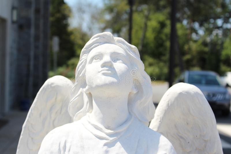 Cercare di angelo immagine stock libera da diritti
