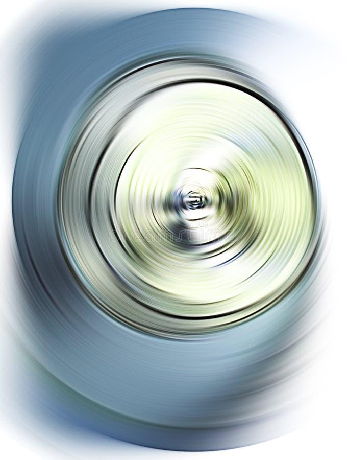 Cerchi astratti fotografia stock libera da diritti