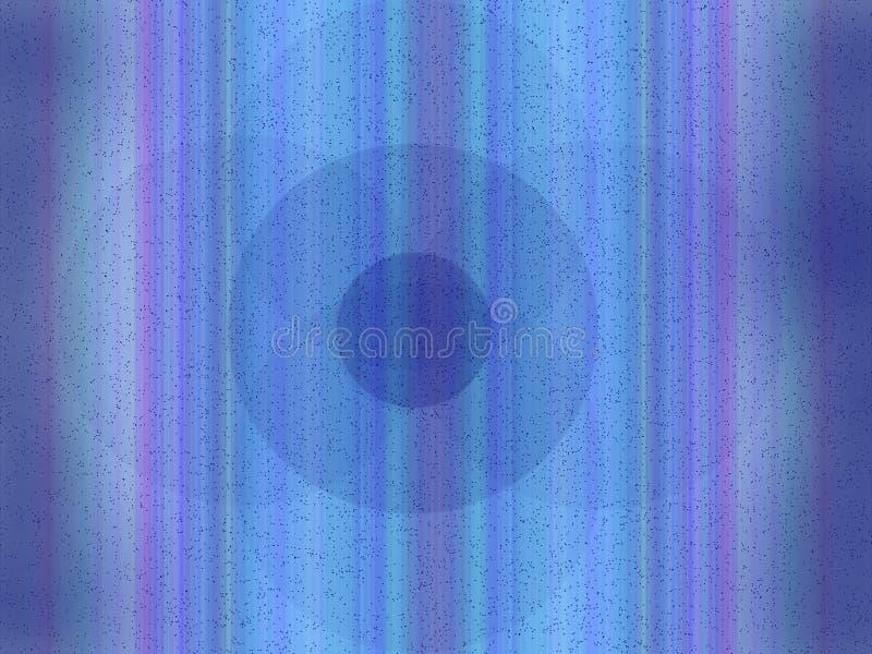 Cerchi blu astratti sulla carta da parati del fondo fotografie stock libere da diritti