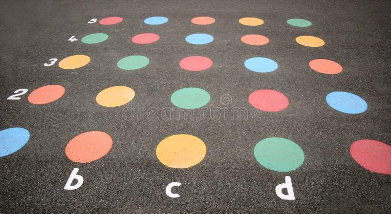 Cerchi di colore immagine stock libera da diritti