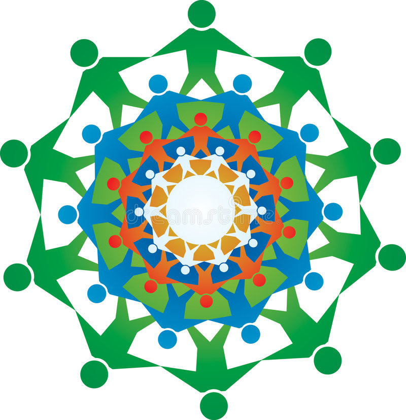 Cerchio illustrazione vettoriale
