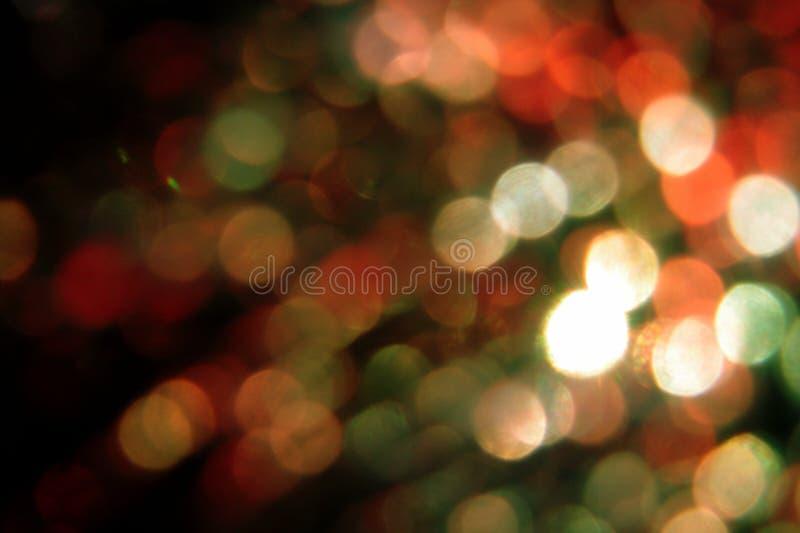 Cerchio Di Indicatore Luminoso Fotografie Stock