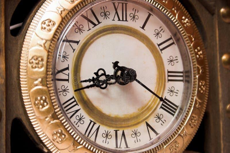 Cerchio di tempo fotografia stock