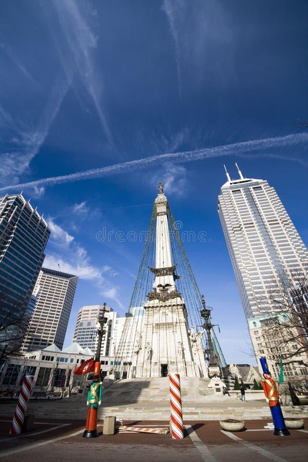 Cercle 1 de monument photos libres de droits