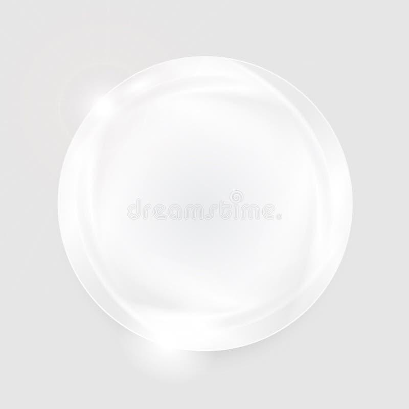Cercle de vue de vecteur illustration stock