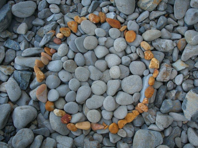 Cercle des pierres image libre de droits