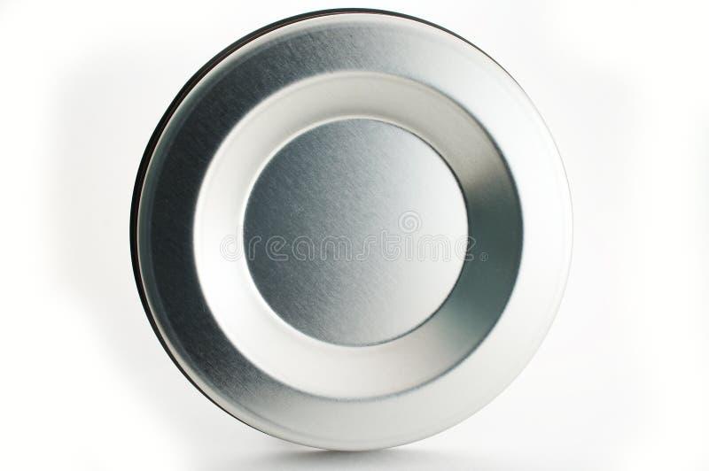Cercle en métal photographie stock libre de droits