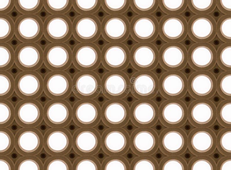Cercles d'éclairage image libre de droits