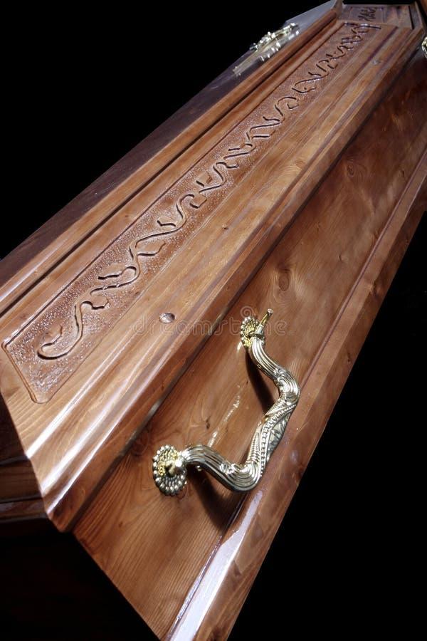 Cercueil photographie stock