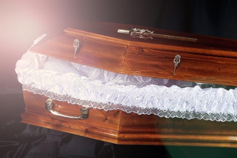 cercueil interieur
