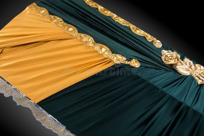 cercueil vert